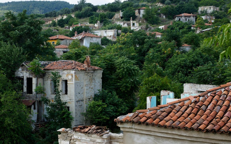 Yatağan'ın hayalet köyleri