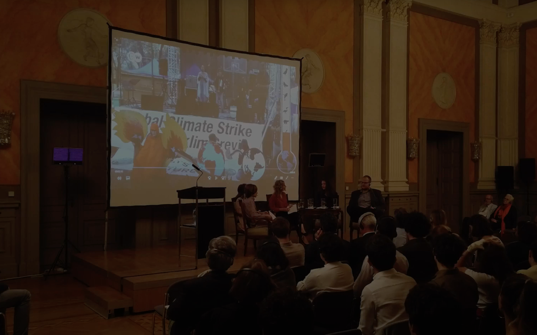 Türkiye ve Almanya iklim eylemcileri İstanbul'da buluştu