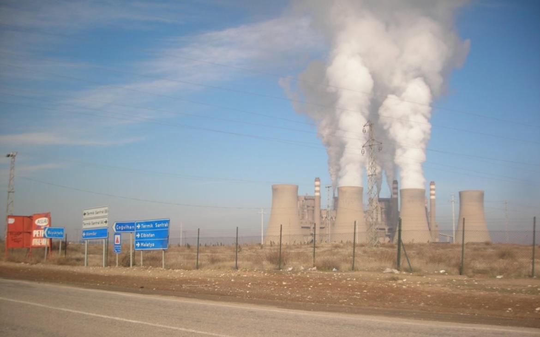 Baca filtresi tartışmalarının odağındaki Kahramanmaraş'a yeni termik santral projesine yargı freni