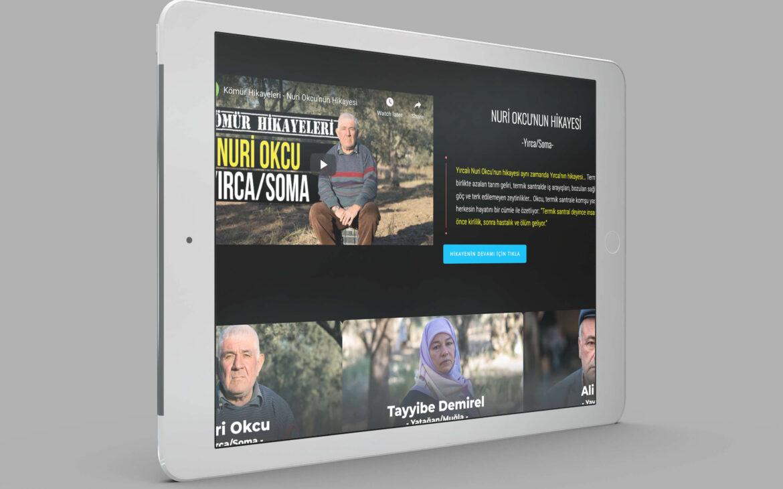Coal Stories // Story telling – Greenpeace Mediterranean
