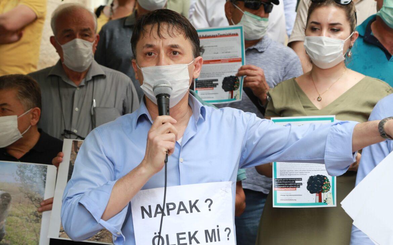 Adana meslek örgütleri yeni termik santrale karşı çıktı: Adana'ya temiz hava istiyoruz