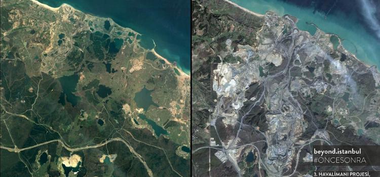 İklim dosyası #6 – Madencilik, ormancılık ve arazi kullanımı zeminimizi süpürürken