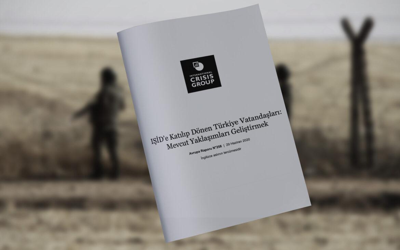 Kriz Grubu: Devlet IŞİD'e kıyasla FETÖ-PKK tehdidini daha ciddiye alıyor