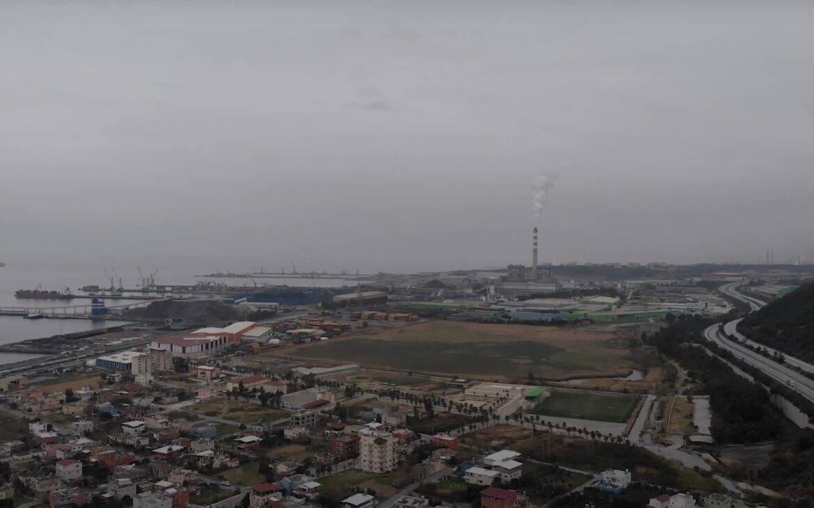 Clean Air for Adana: China-financed new coal plant project increases worries in already polluted region
