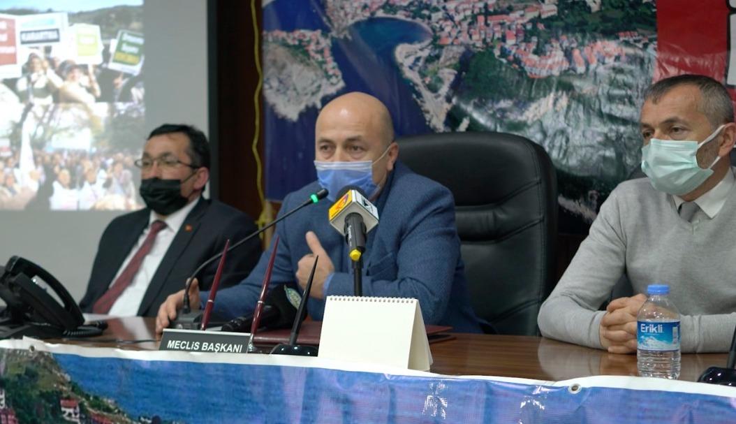 """Bartın Platformu'ndan, Çevre ve Şehircilik Bakanı Murat Kurum'a çağrı: """"Amasra'ya termik santral projesini kesin olarak bitirin"""""""